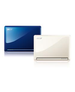 Acer Aspire One sælges fra midt i semptember acer aspire one