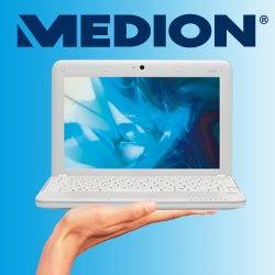 Aldi sælger Eee PC klon aldi medion