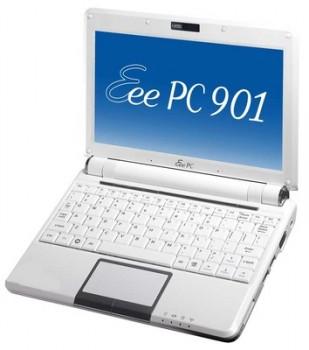 Kort nyt: Asus Eee Pc 901 i DK i uge 39 asus eee pc 901 dk 309x350
