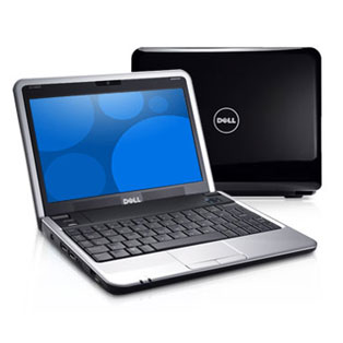Dells netbook lanceret: Dell Inspiron Mini 9 dell mini 9 black 314