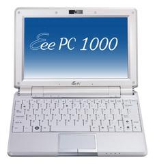 Dansk anmeldelse af Asus Eee PC 1000H eee pc 1000