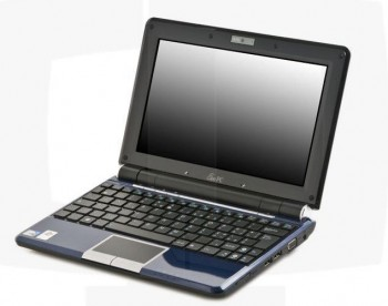 Rygte: Ny Eee PC med separat grafikkort: Asus Eee PC 1000HV  eee pc 1000hv 350x276