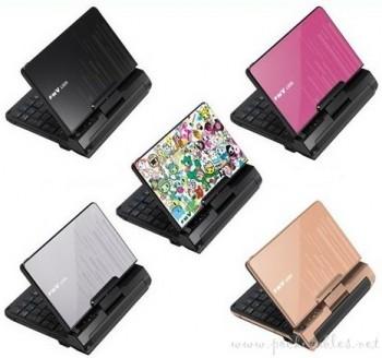 Fujitsus netbook lanceret i Japan fuji loox 350x328