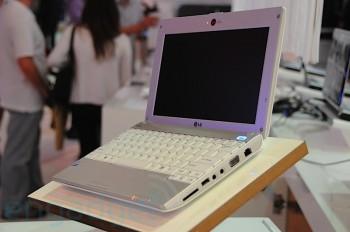 Kort nyt: LGs netbook kommer med GPS og 3G lg x110dsc 350x232